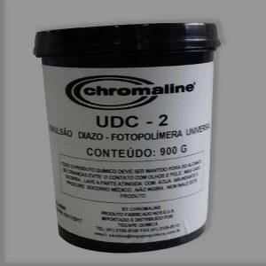 Emulsão serigráfica - Chromaline UDC-2 - Camada uniforme e lisa