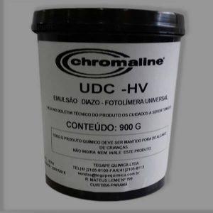 Emulsão serigráfica - Chromaline UDC-HV para contornos e policromia
