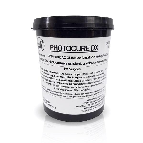 Emulsão serigráfica diazo foto polímera
