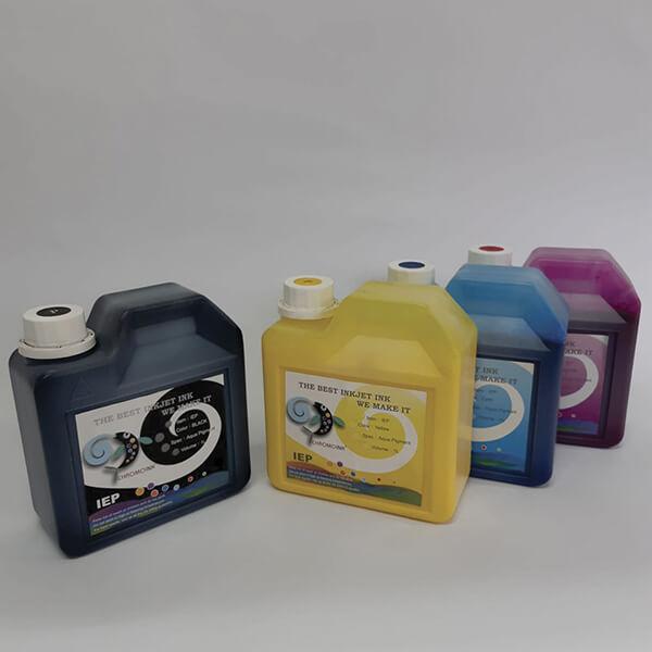 Tinta a base de água Pigmentada