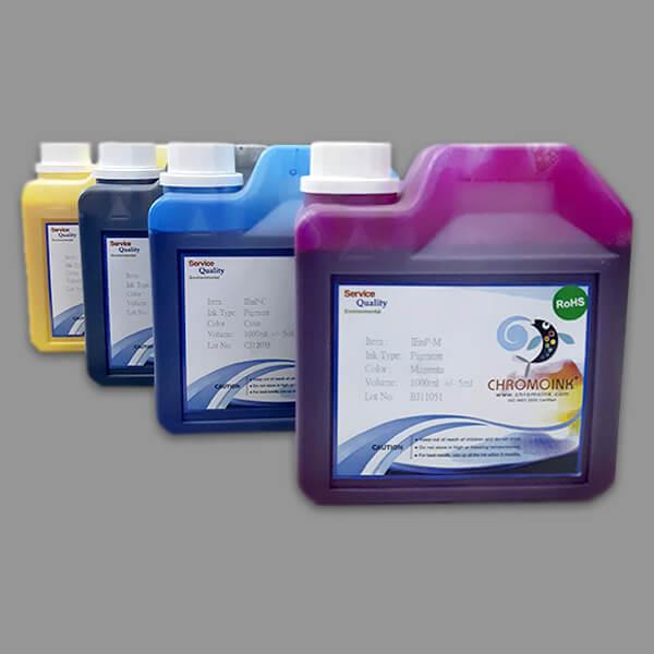 Tinta a base de água Pigmentada Chromo Ink IEnP