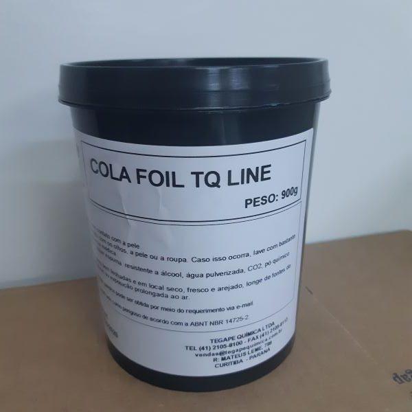 Cola para Foil Têxtil